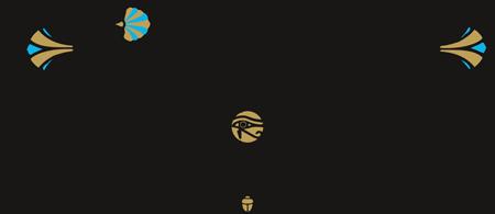 [Manga] Reine d'Egypte, Tome 1 Logo-ReinedEgypte
