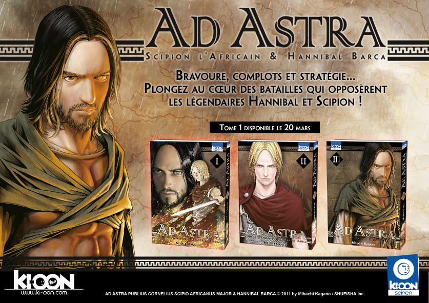 Ad Astra Le Duel De Deux Stratges Actualits Ditions Ki Oon