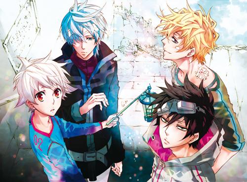 [Manga] - Karneval - Image-1327328719