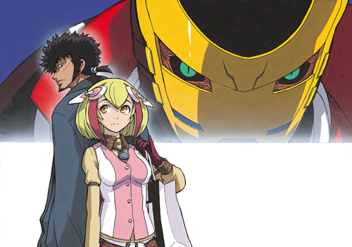 [MANGA/ANIME] Dimension W ~ Image-1379493208