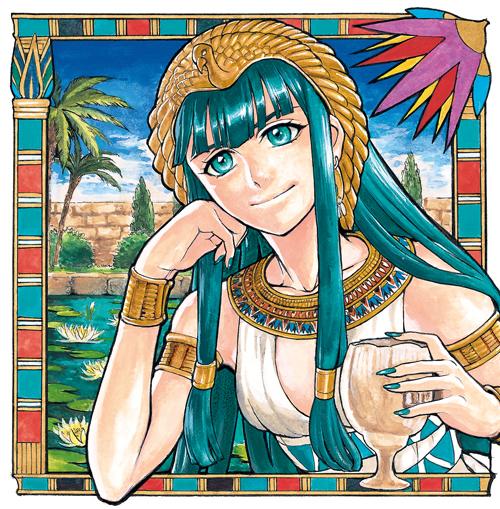 [Manga] Reine d'Egypte, Tome 1 Image-1479985123