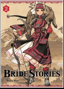 Bride Stories T02