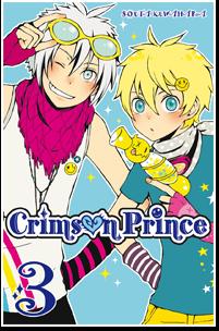 Crimson Prince T03