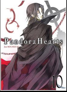 Pandora Hearts T10