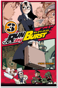 Run day Burst T03