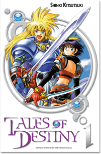 Tales of Destiny T01