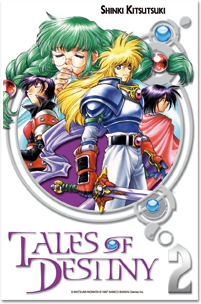 Tales of Destiny T02