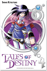 Tales of Destiny T04