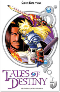 Tales of Destiny T05