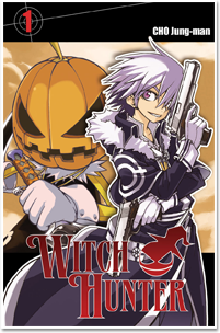 Witch Hunter T01