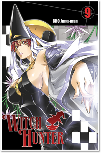 Witch Hunter T09