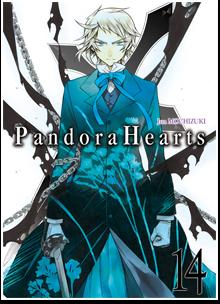 Pandora Hearts T14