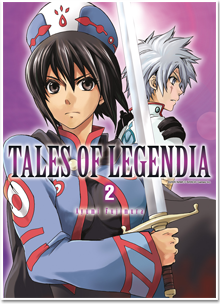 Tales of Legendia T02