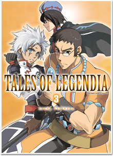 Tales of Legendia T03