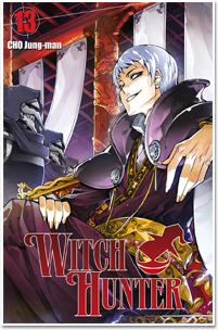 Witch Hunter 13