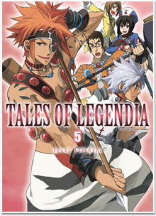 Tales of Legendia T05