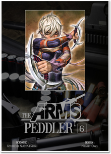 The Arms Peddler T06