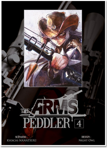 The Arms Peddler T04