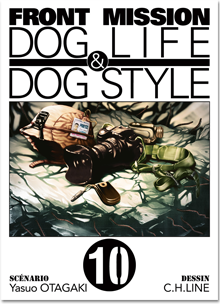 Front Mission Dog Life & Dog Style T10
