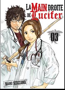 La Main droite de Lucifer T03