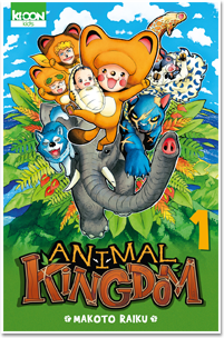 Animal Kingdom T01