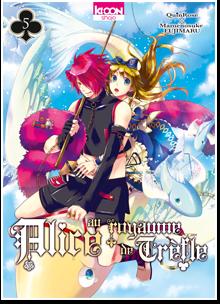 Alice au royaume de Trèfle T05