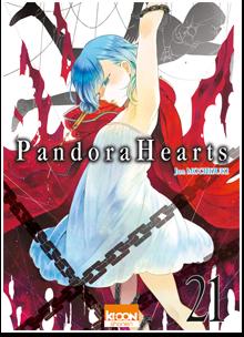 Pandora Hearts T21