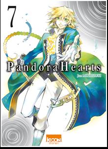 Pandora Hearts T07