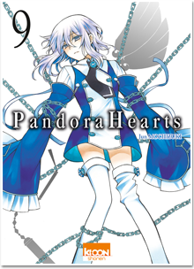 Pandora Hearts T09