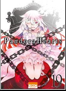 Pandora Hearts T19