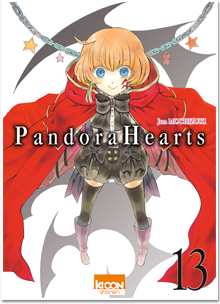 Pandora Hearts T13