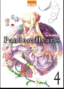 Pandora Hearts T04