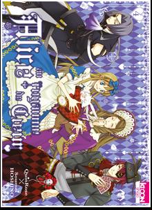 Alice au royaume de Cœur T04