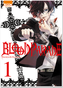 Blood Parade T01