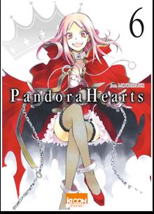 Pandora Hearts T06