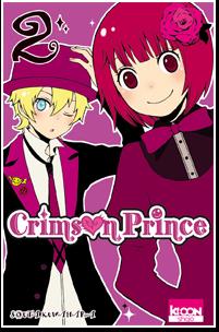 Crimson Prince T02
