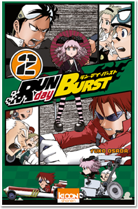 Run day Burst T02