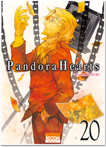 Pandora Hearts T20