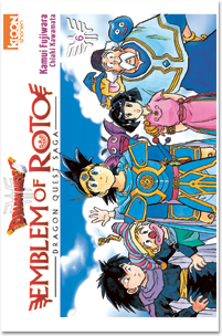 Dragon Quest - Emblem of Roto T06