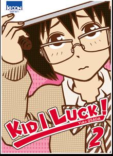 Kid I Luck ! T02