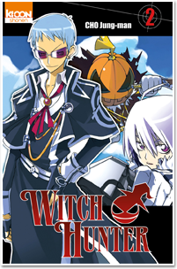 Witch Hunter T02