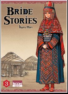 Bride Stories T03