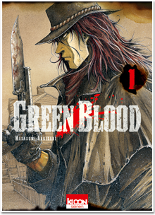 Green Blood T01