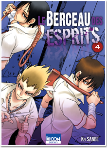 Le Berceau des esprits T04