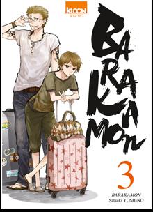 Barakamon T03
