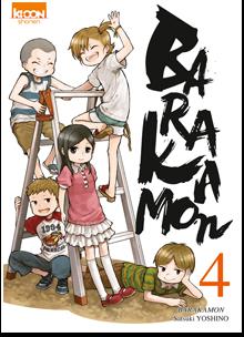 Barakamon T04