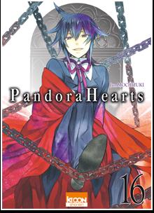 Pandora Hearts T16
