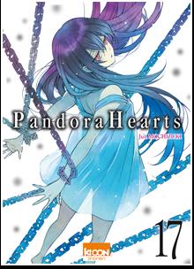 Pandora Hearts T17