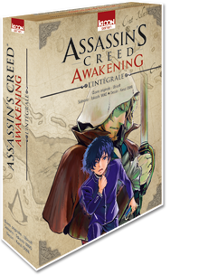 Assassin's Creed Awakening Coffret - L'intégrale en 2 tomes