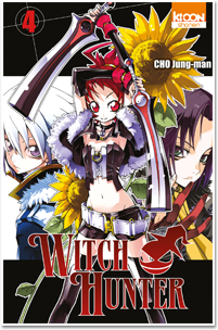 Witch Hunter T04